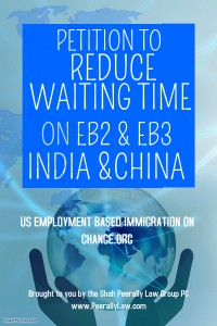 Petition EB2 Reduction in Waiting Time